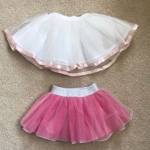 New Without Tags Gymboree Tutu's